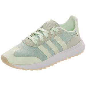 the best attitude 1ef1c fed19 FLB Runner Sneaker Damen, Grün, zoom bei OUTFITTER Online. Neu. adidas  Originals