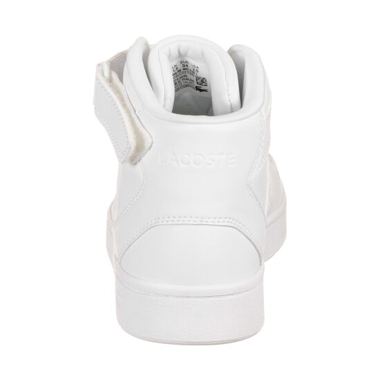 Tramline Mid 120 Sneaker Kinder, weiß / grün, zoom bei OUTFITTER Online