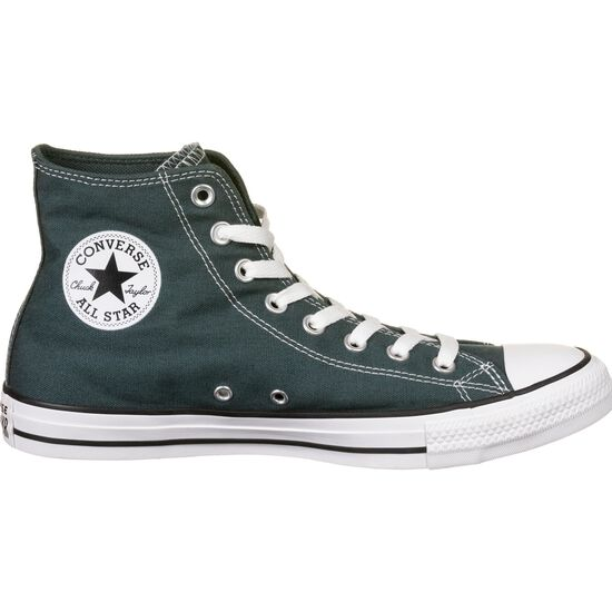 Chuck Taylor All Star Smile High Sneaker Herren, grau / weiß, zoom bei OUTFITTER Online