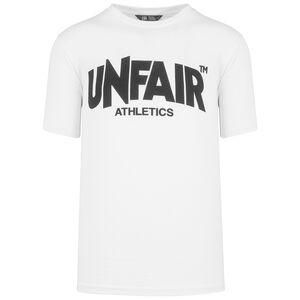 Classic Label T-Shirt Herren, weiß / schwarz, zoom bei OUTFITTER Online