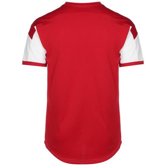 AC Mailand Trainingsshirt Herren, weiß / rot, zoom bei OUTFITTER Online