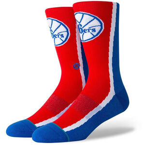 NBA Philadelphia 76ers Warmup Socken Herren, , zoom bei OUTFITTER Online