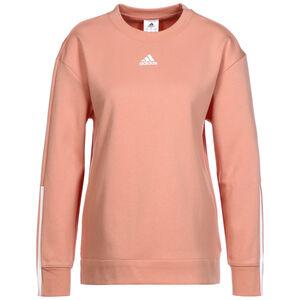 3-Streifen Sweatshirt Damen, lachs, zoom bei OUTFITTER Online