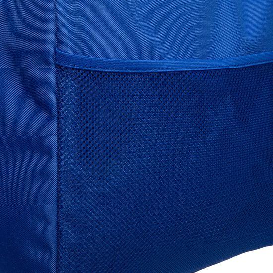 Tiro Duffel Medium Fußballtasche, dunkelblau / weiß, zoom bei OUTFITTER Online