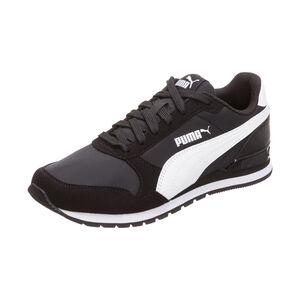 ST Runner v2 Sneaker Kinder, schwarz / weiß, zoom bei OUTFITTER Online