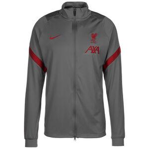 FC Liverpool Dry Strike Trainingsjacke Herren, grau / rot, zoom bei OUTFITTER Online