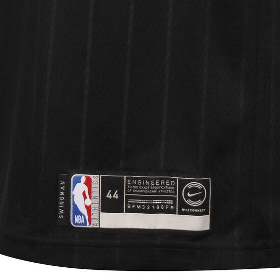 NBA Chicago Bulls Lauri Markkanen Swingman Basketballtrikot Herren, schwarz / rot, zoom bei OUTFITTER Online