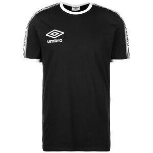 Ringer Trainingsshirt Herren, schwarz / weiß, zoom bei OUTFITTER Online