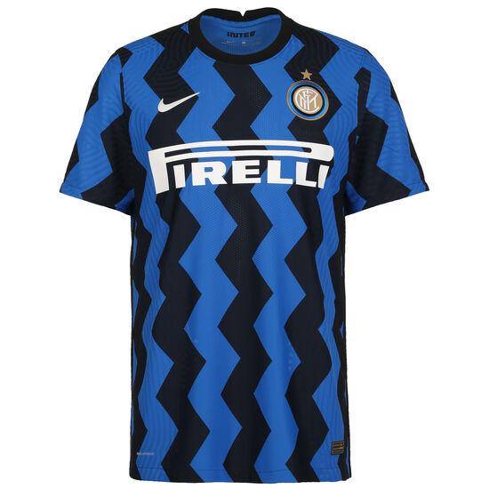 Inter Mailand Trikot Home Vapor Match 2020/2021 Herren, blau / schwarz, zoom bei OUTFITTER Online