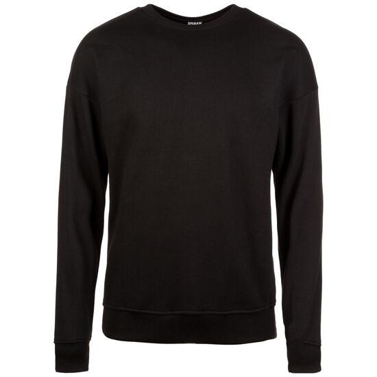 Crewneck Sweatshirt Herren, schwarz, zoom bei OUTFITTER Online