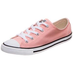 Chuck Taylor All Star Dainty OX Sneaker Damen, rosa / weiß, zoom bei OUTFITTER Online