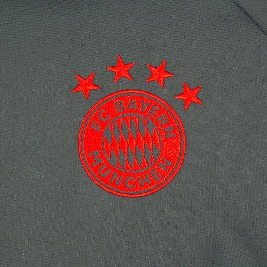FC Bayern München Warm Up Trainingssweat Herren, Grau, zoom bei OUTFITTER Online