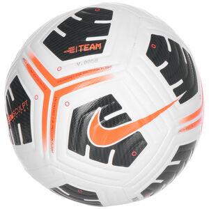 Academy Pro Fußball, weiß / orange, zoom bei OUTFITTER Online