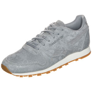 Classic Leather Clean Exotics Sneaker Damen, Grau, zoom bei OUTFITTER Online