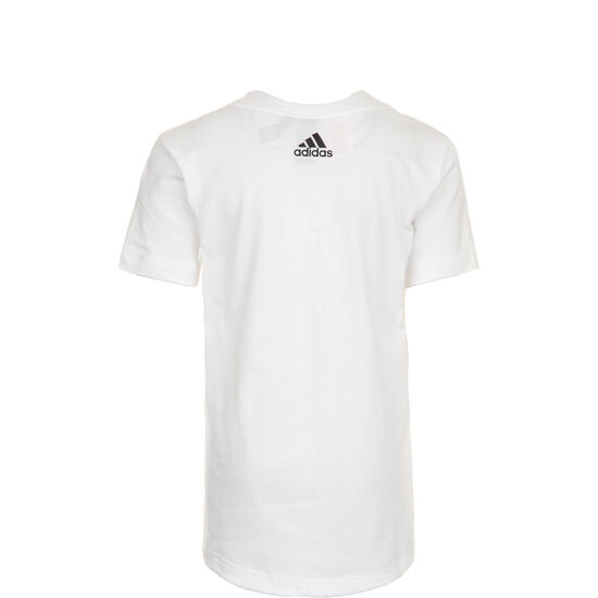ID Lineage T-Shirt Jungen, weiß / orange, zoom bei OUTFITTER Online