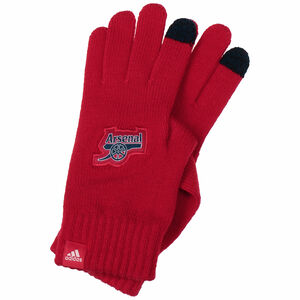 FC Arsenal Handschuh, rot / weiß, zoom bei OUTFITTER Online