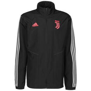 Juventus Turin All Weather Jacke Herren, schwarz / weiß, zoom bei OUTFITTER Online