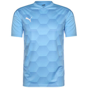 teamFinal 21 Graphic Fußballtrikot Herren, dunkelblau / grau, zoom bei OUTFITTER Online
