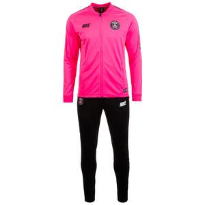 Dry Paris Saint-Germain Trainingsanzug Herren, pink / schwarz, zoom bei OUTFITTER Online