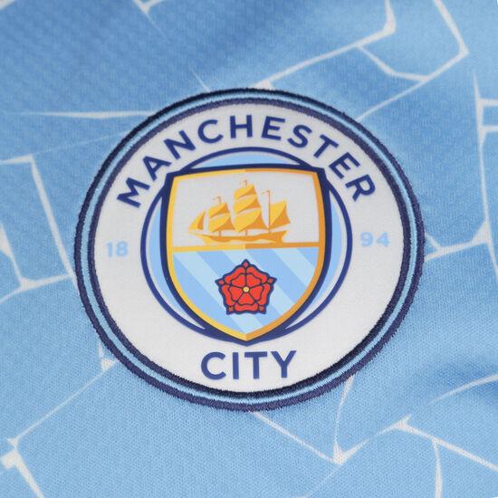 Manchester City Trikot Home 2020/2021 Herren, hellblau / schwarz, zoom bei OUTFITTER Online