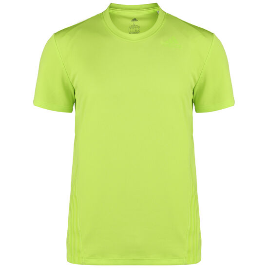 AEROREADY 3-Streifen Trainingsshirt Herren, neongrün, zoom bei OUTFITTER Online