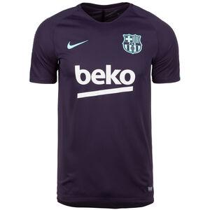 FC Barcelona Breathe Squad Trainingsshirt Herren, Lila, zoom bei OUTFITTER Online