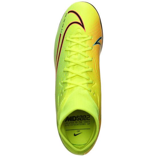 Mercurial SuperflyX 7 Academy MDS Indoor Fußballschuh Herren, gelb / grün, zoom bei OUTFITTER Online