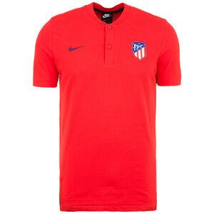 Atletico Madrid Poloshirt Herren, rot / blau, zoom bei OUTFITTER Online