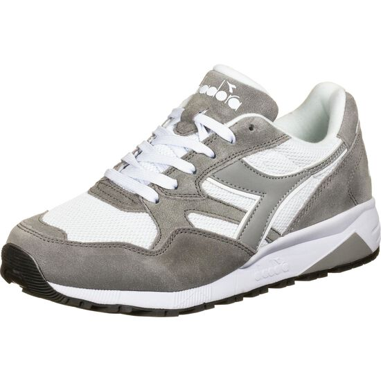 N902 S Sneaker, grau / weiß, zoom bei OUTFITTER Online