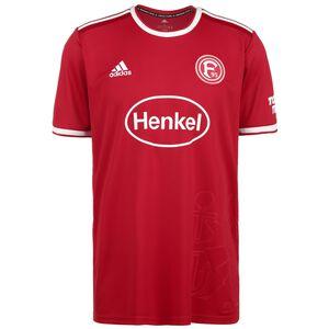 Fortuna Düsseldorf Trikot Home 2021/2022 Herren, rot / weiß, zoom bei OUTFITTER Online
