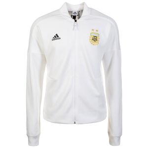 Argentinien Z.N.E. Jacke Knitted WM 2018 Herren, Weiß, zoom bei OUTFITTER Online