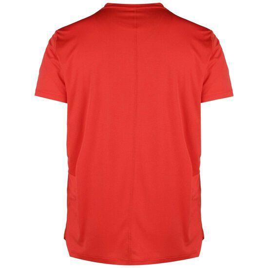 Silver Laufshirt Herren, rot, zoom bei OUTFITTER Online
