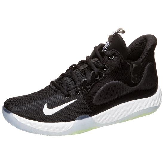 KD Trey 5 VII Basketballschuh, schwarz / weiß, zoom bei OUTFITTER Online