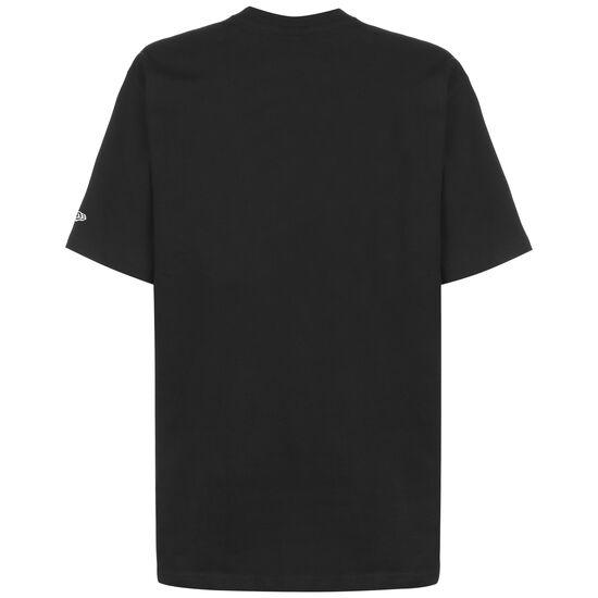 NBA Los Angeles Lakers Chain Stitch T-Shirt Herren, schwarz / gelb, zoom bei OUTFITTER Online