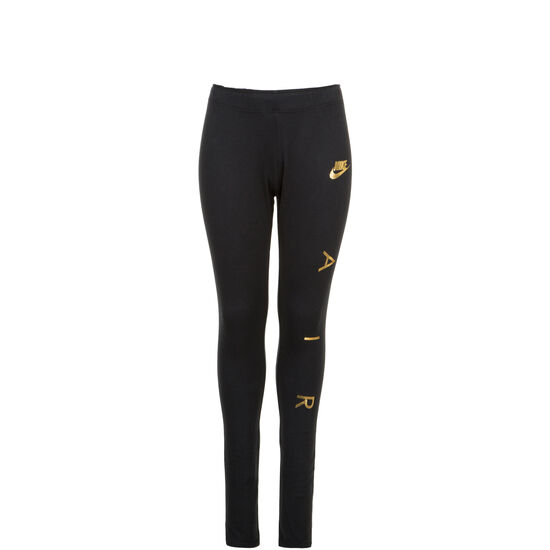 Favourites Air1 Leggings Kinder, schwarz, zoom bei OUTFITTER Online