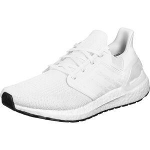Ultraboost 20 Laufschuh Herren, weiß / schwarz, zoom bei OUTFITTER Online