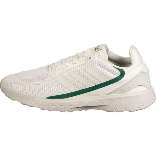 Nebzed Sneaker Herren, weiß / grün, zoom bei OUTFITTER Online