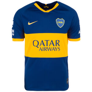 CA Boca Juniors Trikot Home Stadium 2019/2020 Herren, blau / gelb, zoom bei OUTFITTER Online