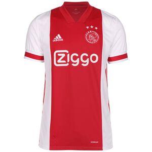Ajax Amsterdam Trikot Home 2020/2021 Herren, weiß / rot, zoom bei OUTFITTER Online