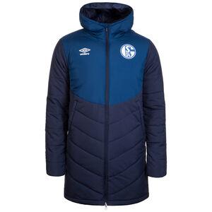 FC Schalke 04 Daunenjacke Herren, Blau, zoom bei OUTFITTER Online