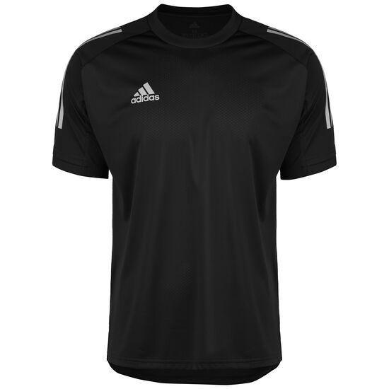 Condivo 20 Trainingsshirt Herren, schwarz / weiß, zoom bei OUTFITTER Online