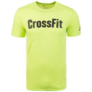 CrossFit F.E.F. Graphic Trainingsshirt Herren, gelb / schwarz, zoom bei OUTFITTER Online