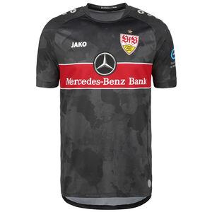 VfB Stuttgart Trikot 3rd 2021/2022 Herren, dunkelgrau / rot, zoom bei OUTFITTER Online