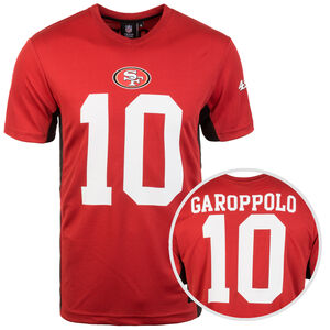 NFL San Francisco 49ers #10 Garoppolo T-Shirt Herren, rot / weiß, zoom bei OUTFITTER Online