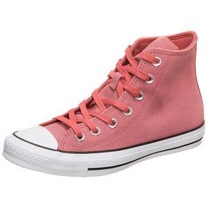 Chuck Taylor All Star High Retrograde Sneaker Damen, rosa, zoom bei OUTFITTER Online