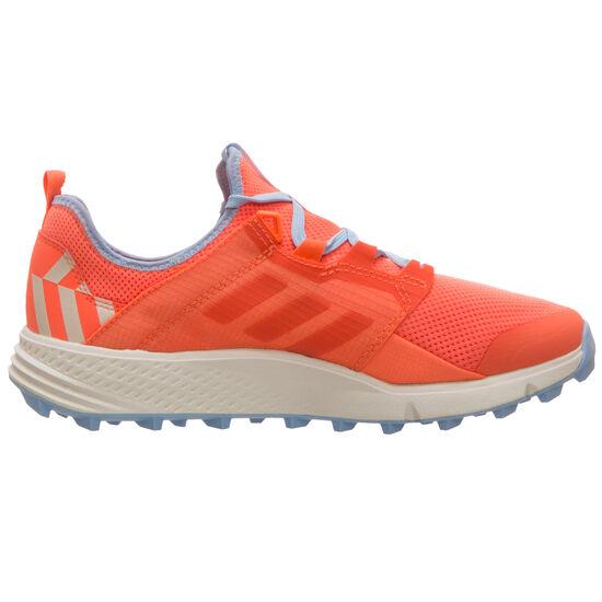 Terrex Speed LD Trail Laufschuh Damen, korall / blau, zoom bei OUTFITTER Online