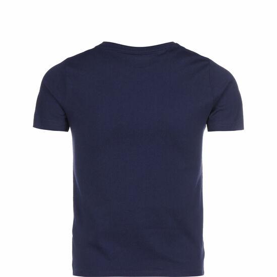Active Sports Graphic T-Shirt Kinder, dunkelblau / weiß, zoom bei OUTFITTER Online