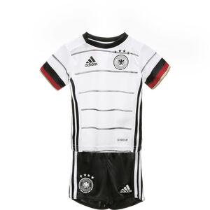DFB Minikit Home EM 2021 Kleinkinder, weiß / schwarz, zoom bei OUTFITTER Online