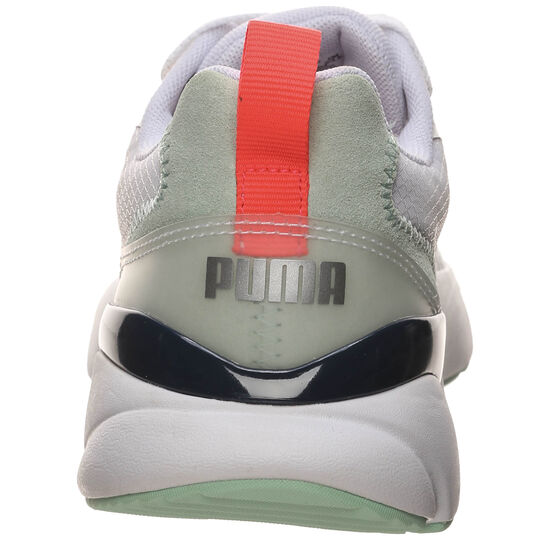 Lia Sheer Sneaker Damen, weiß / schwarz, zoom bei OUTFITTER Online