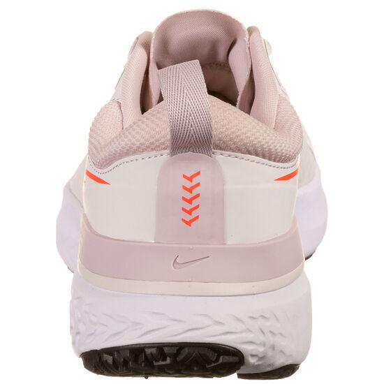 React Miler Shiled Laufschuh Damen, rosa / rosa, zoom bei OUTFITTER Online